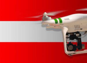 Drohne fliegen in Österreich