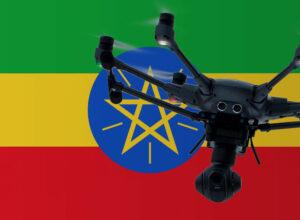 Mit Drohne in Äthiopien fliegen