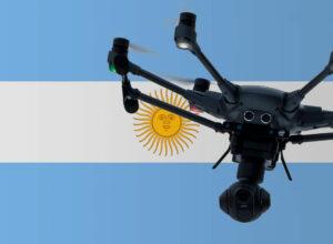 Mit Drohne in Argentinien fliegen