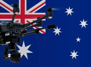 Drohne in Australien fliegen