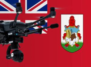 Drohne fliegen im Bermuda-Urlaub, Regeln und Vorschriften