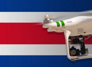Drohne fliegen in Costa Rica