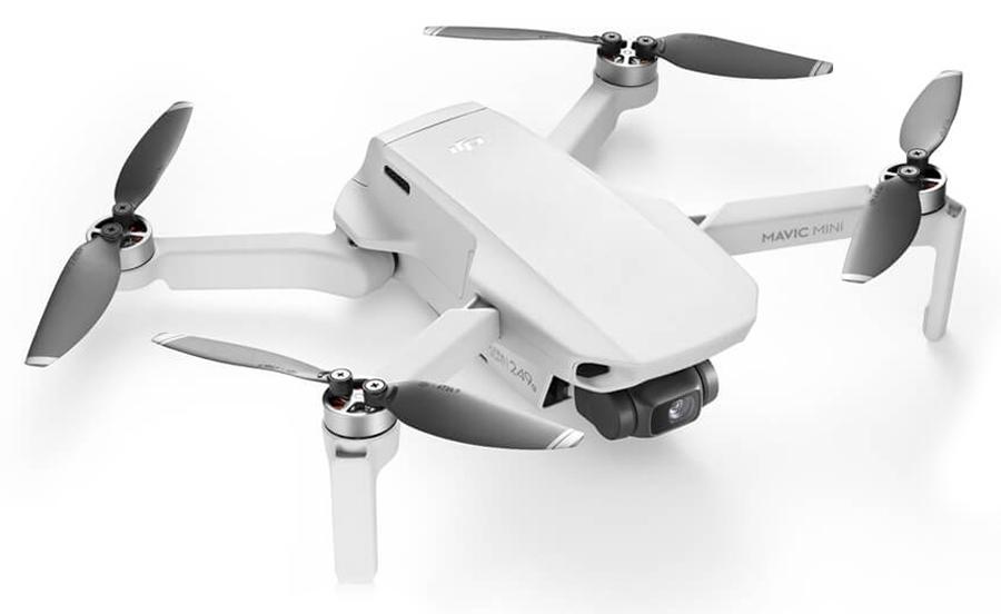DJI Mini 2 Drohne mit Kamera für Kinder