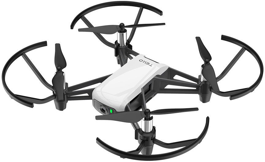 DJI Ryze Tello Mini-Drohne mit Kamera als Spielzeug für Kinder