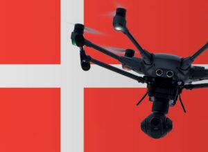 Regeln zum Drohne fliegen in Dänemark