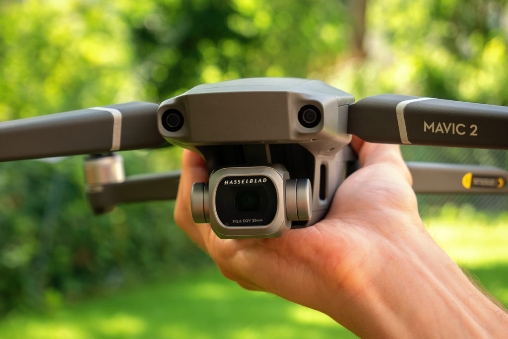Drohne mieten: Wir haben uns die DJI Mavic 2 Pro geliehen