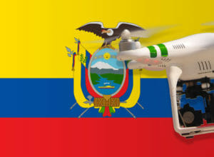 Mit Drohne in Ecuador fliegen