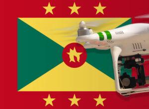 Drohne fliegen in Grenada