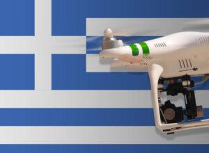 Drohne in Griechenland fliegen