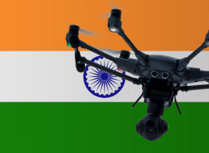 Drohne in Indien fliegen
