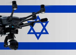 Drohne in Israel fliegen