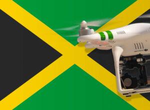 Mit der Drohne in Jamaika fliegen