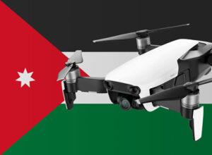 Drohne fliegen in Jordanien