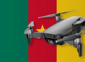 Drohne fliegen in Kamerun