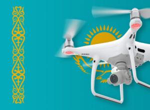 Drohne fliegen in Kasachstan