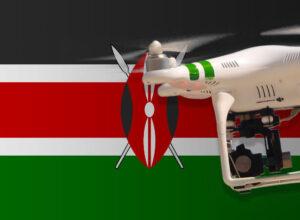 Mit Drohne in Kenia fliegen