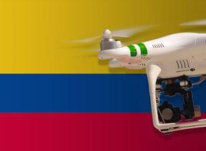 Mit Drohne in Kolumbien fliegen