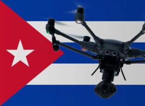Drohne fliegen auf Kuba