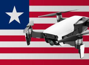 Drohne fliegen in Liberia