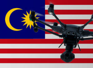 Drohne fliegen im Malaysia-Urlaub, Regeln und Vorschriften
