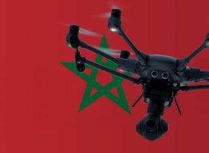 Drohne fliegen in Marokko