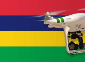 Drohne fliegen in Mauritius