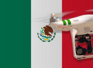 Mit Drohne in Mexiko fliegen