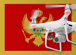 Drohne fliegen in Montenegro