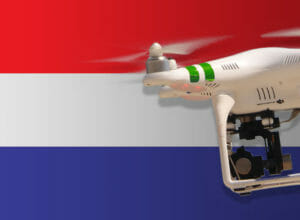 Drohne fliegen in den Niederlanden