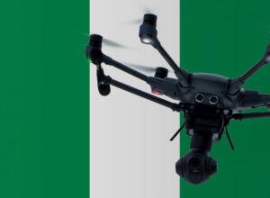 Drohne in Nigeria fliegen