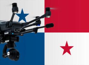 Drohne fliegen in Panama