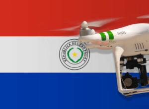 Drohne in Paraguay fliegen