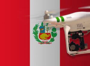 Drohne fliegen in Peru
