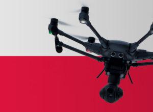Drohne fliegen in Polen