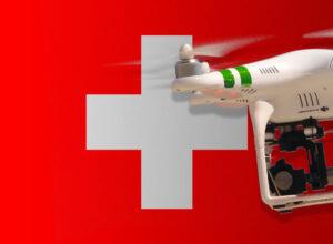 Drohne fliegen in der Schweiz