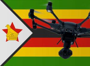 Drohne fliegen in Simbabwe