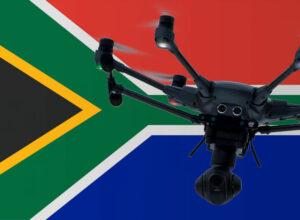 Drohne fliegen in Südafrika