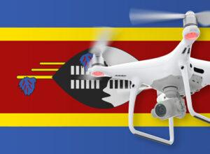 Drohne fliegen in Swasiland