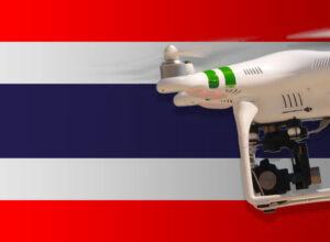 Drohne in Thailand registrieren