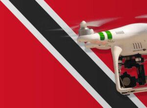 Mit Drohne in Trinidad und Tobago fliegen