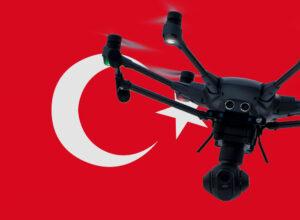 Drohne fliegen in der Türkei