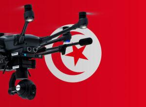 Drohne fliegen in Tunesien