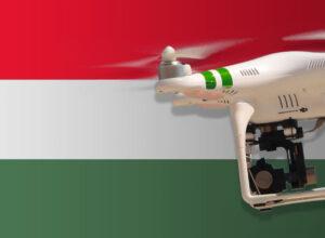 Mit Drohne in Ungarn fliegen