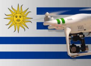 Drohne fliegen in Uruguay