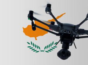 Drohne auf Zypern fliegen